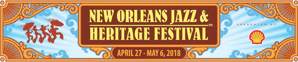 New Orleans Jazz Fest 2018 >> Jazz Fest 2018 Lineup Revealed New Orleans Musicians Union